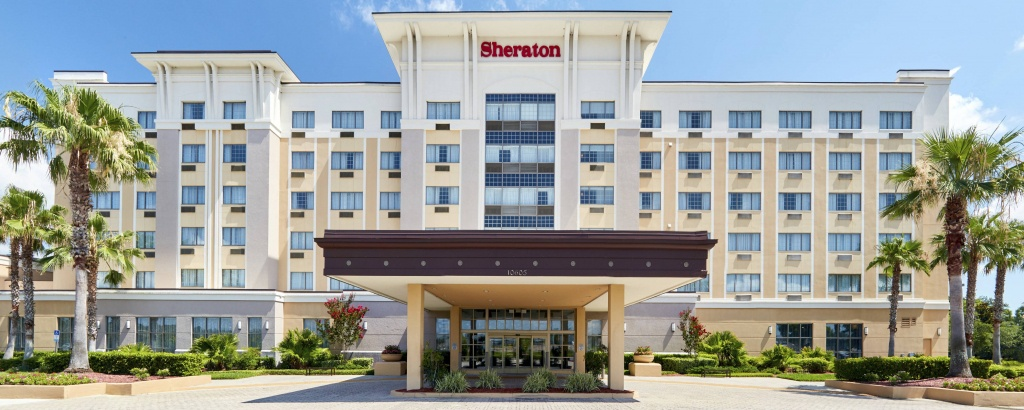Hotel In Jacksonville | Sheraton Jacksonville Hotel - Map Of Hotels In Jacksonville Florida