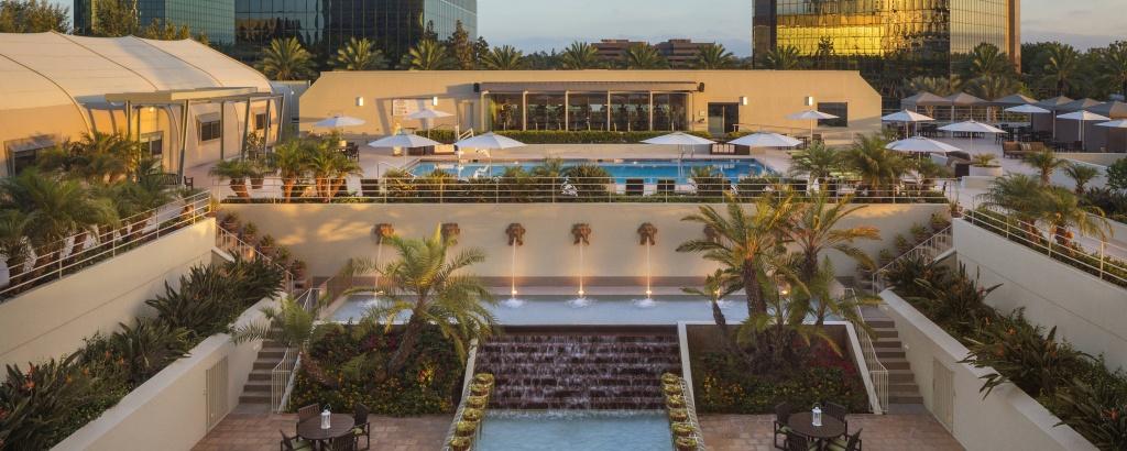 Hotel In Orange County | The Westin South Coast Plaza, Costa Mesa - Starwood Hotels California Map