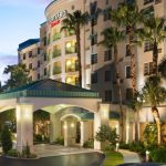 Hotel With Fll Airport Shuttle | Courtyard Fort Lauderdale Airport   Map Of Hotels In Fort Lauderdale Florida