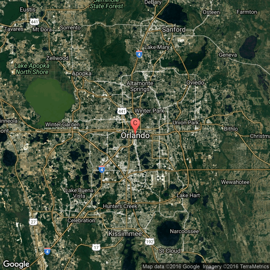 Hotels Along Highway 429 In Florida | Usa Today - Map Of Hotels In Orlando Florida