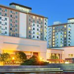 Hotels Fort Worth Tx | Sheraton Fort Worth Downtown Hotel   Map Of Hotels Near Fort Worth Texas Convention Center