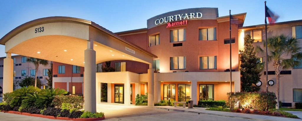 Hotels In Corpus Christi | Courtyard Corpus Christi Maps - Map Of Hotels In Corpus Christi Texas