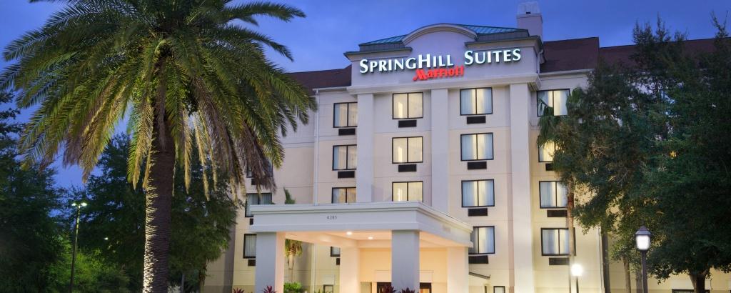 Hotels In Jacksonville Fl | Springhill Suites Jacksonville - Map Of Hotels In Jacksonville Florida