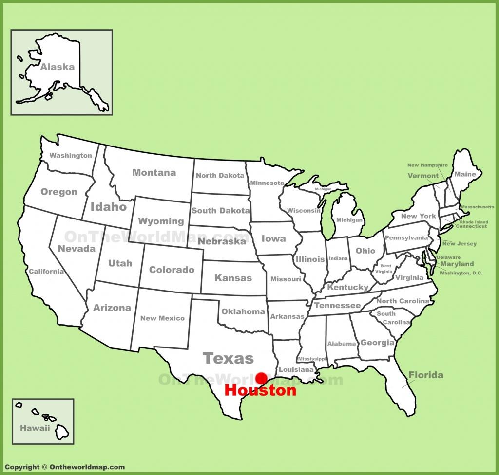 Houston Maps   Texas, U.s.   Maps Of Houston - Houston Texas Map Airports