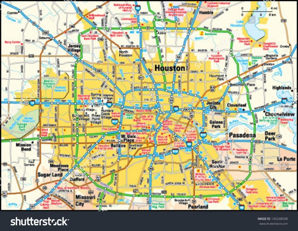 Houston Texas Area Map | Business Ideas 2013 - Map To Houston Texas