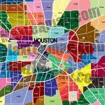 Houston Zip Code Map | Mortgage Resources   Houston Zip Code Map Printable
