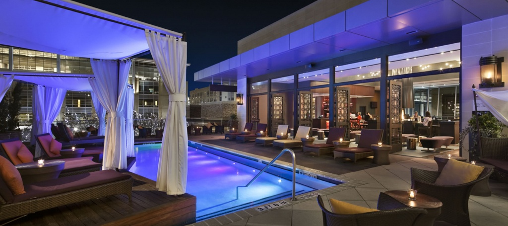 Houston's Hotel Sorella Citycentre | Boutique Houston Hotels - Map Of Hotels In Houston Texas