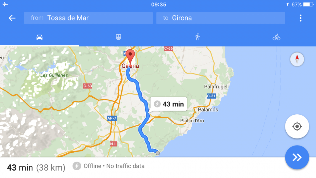 How To Download Google Maps - Tech Advisor - Google Maps Florida Driving Directions