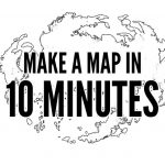 How To Easily Make A Map In 10 Minutes With Photoshop   Youtube   How To Create A Printable Map