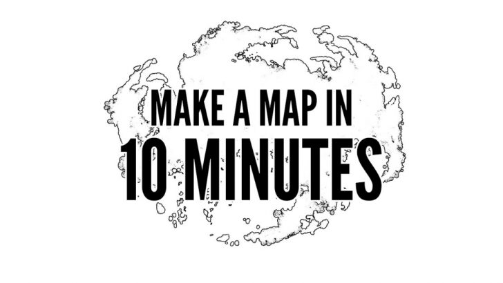 How To Create A Printable Map