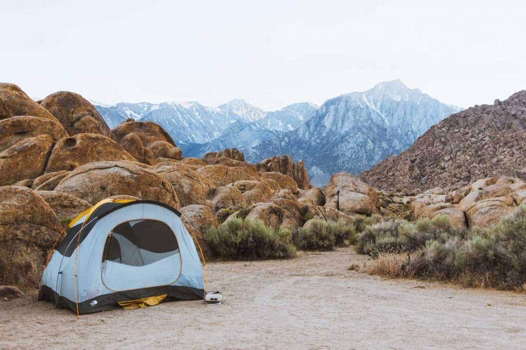 How To Find Free Camping In The Us & Canada | Fresh Off The Grid - Free Camping California Map