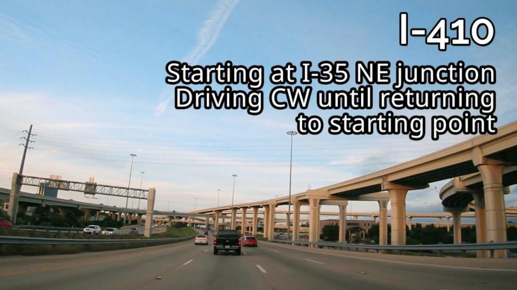 I-35 & I-410 Southside San Antonio Traffic Accidents | I-35 San Antonio - I 35 Central Texas Traffic Map