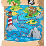 Image Result For Free Printable Pirate Treasure Map | Wallpapper In   Printable Kids Pirate Treasure Map