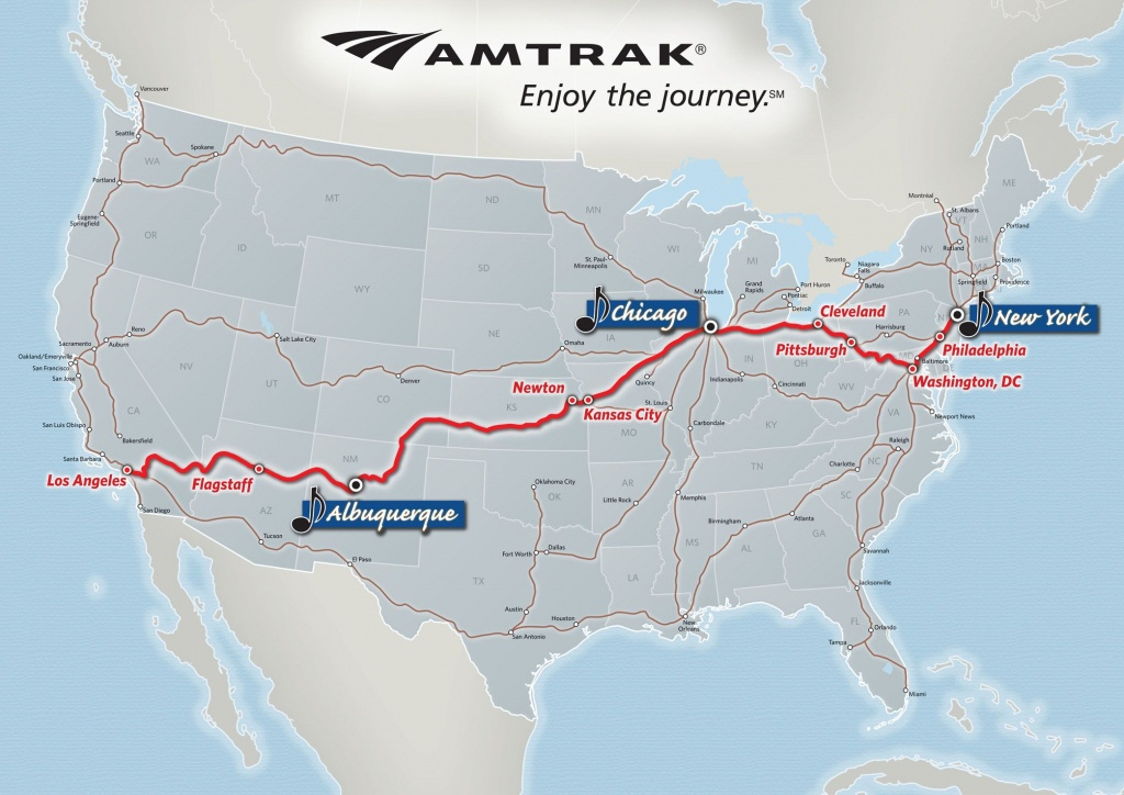 Image Result For Map Amtrak California Zephyr | Amtrak California - California Zephyr Map