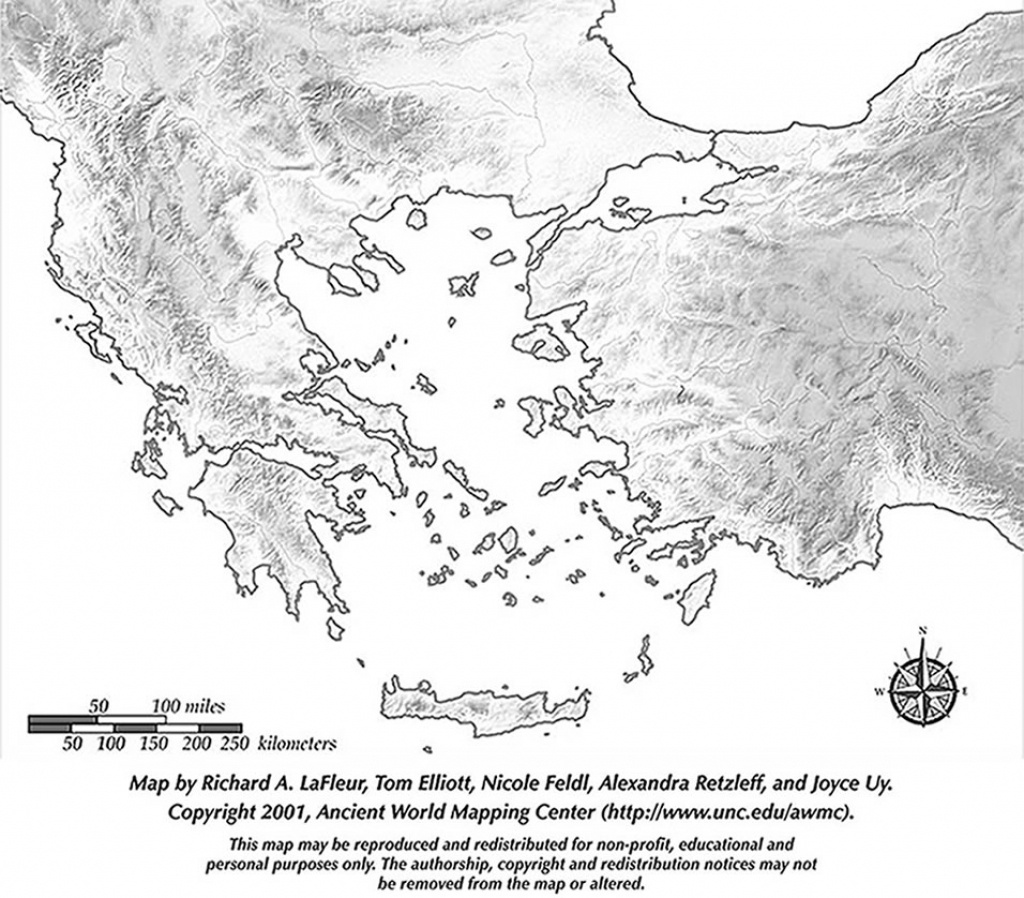 Index Of /~Pittenger/greek-History/assets/images/maps - Outline Map Of Ancient Greece Printable