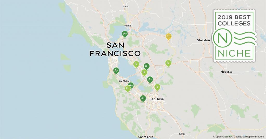 Indian Casinos In California Map 2019 Best Colleges In San Francisco - California Indian Casinos Map