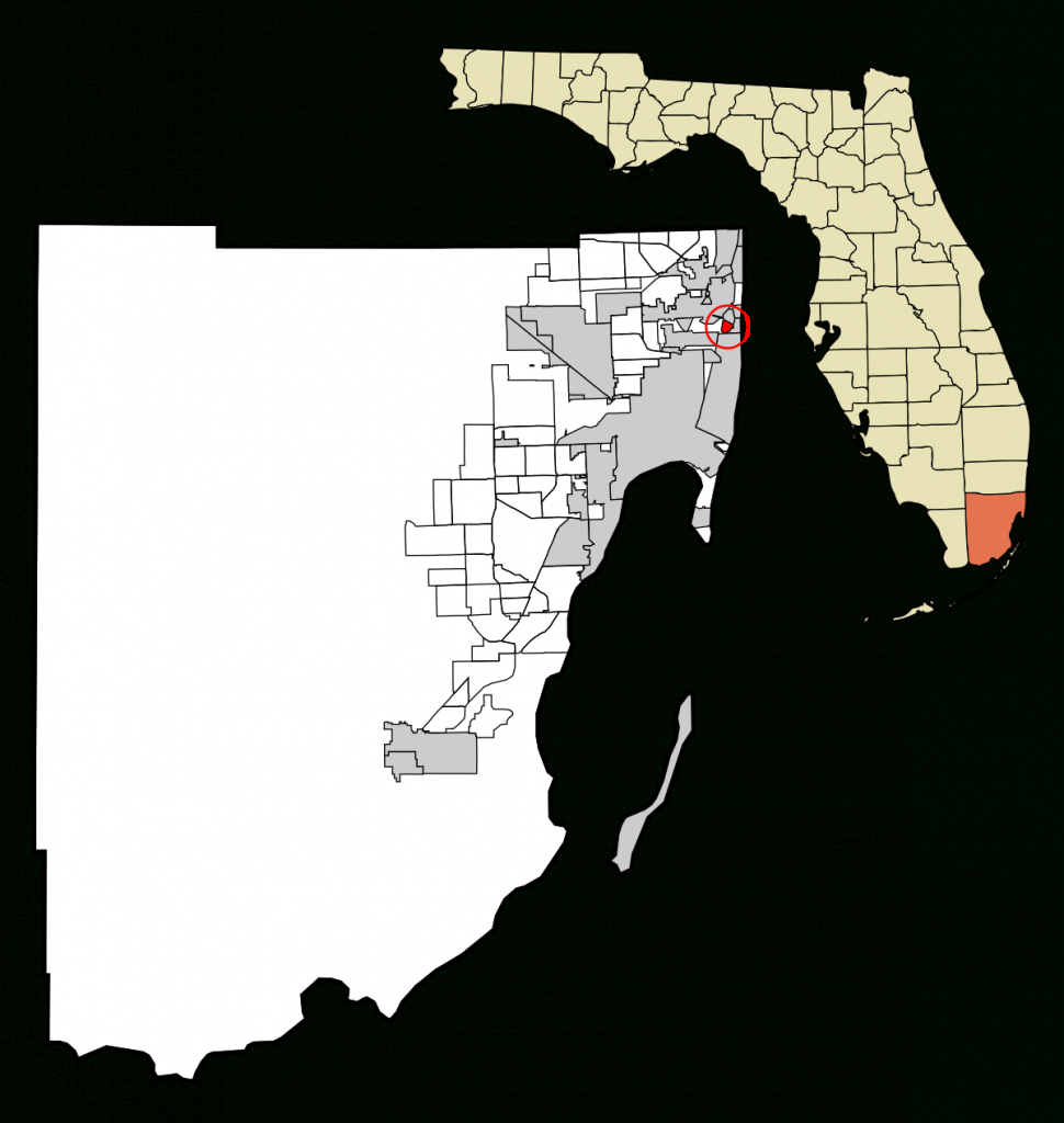Indian Creek, Florida - Wikipedia - Surfside Florida Map