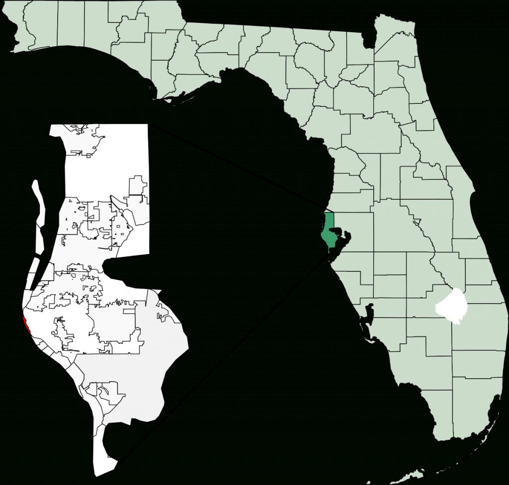 Indian Shores, Florida - Wikipedia - Indian Harbour Beach Florida Map