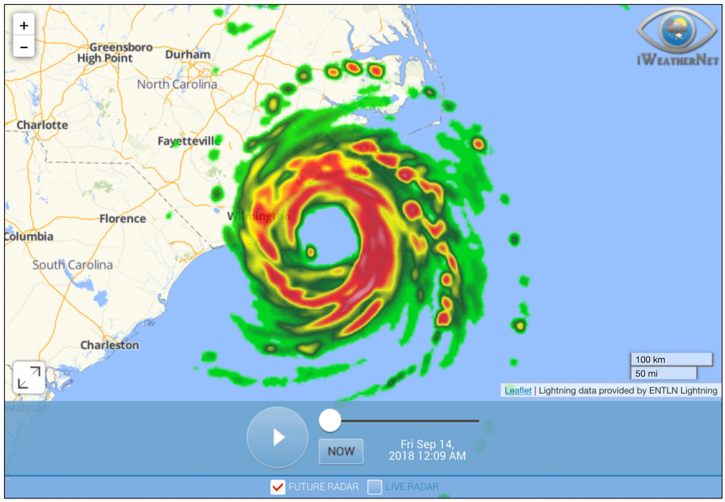 Interactive Future Radar Forecast Next 12 To 72 Hours - North Texas Radar Map