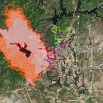 Interactive Maps: Carr Fire Activity, Structures And Repopulation   Interactive Map Of California Fires