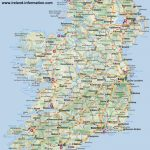 Ireland Maps Free, And Dublin, Cork, Galway   Galway City Map Printable