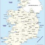 Ireland Maps | Printable Maps Of Ireland For Download   Printable Black And White Map Of Ireland