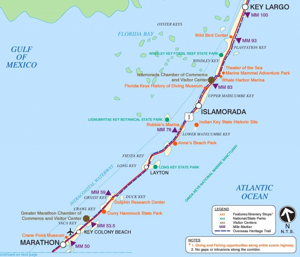Islamorada Area Map - Where Is Islamorada Florida On Map