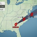 It Will Look Like A Bomb Or Tsunami Hit The Area' Where Category 4   Florida State Weather Map