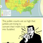 It's Allergy Season In Meth Country!   Album On Imgur   Florida Pollen Map