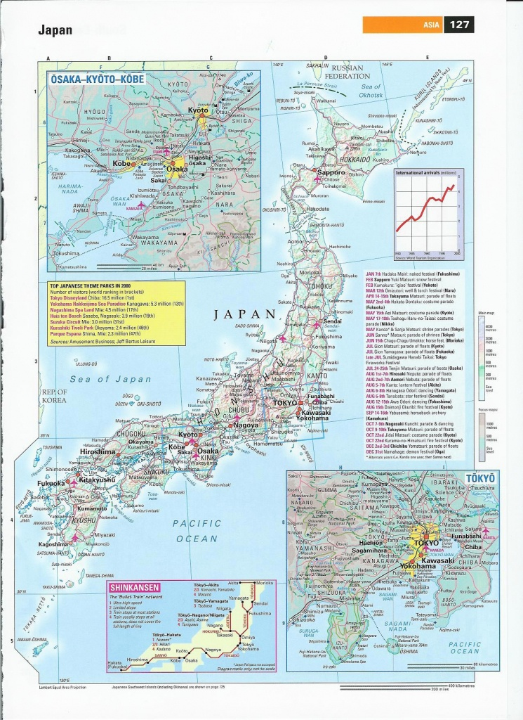 Japan Maps | Printable Maps Of Japan For Download - Printable Map Of Japan With Cities