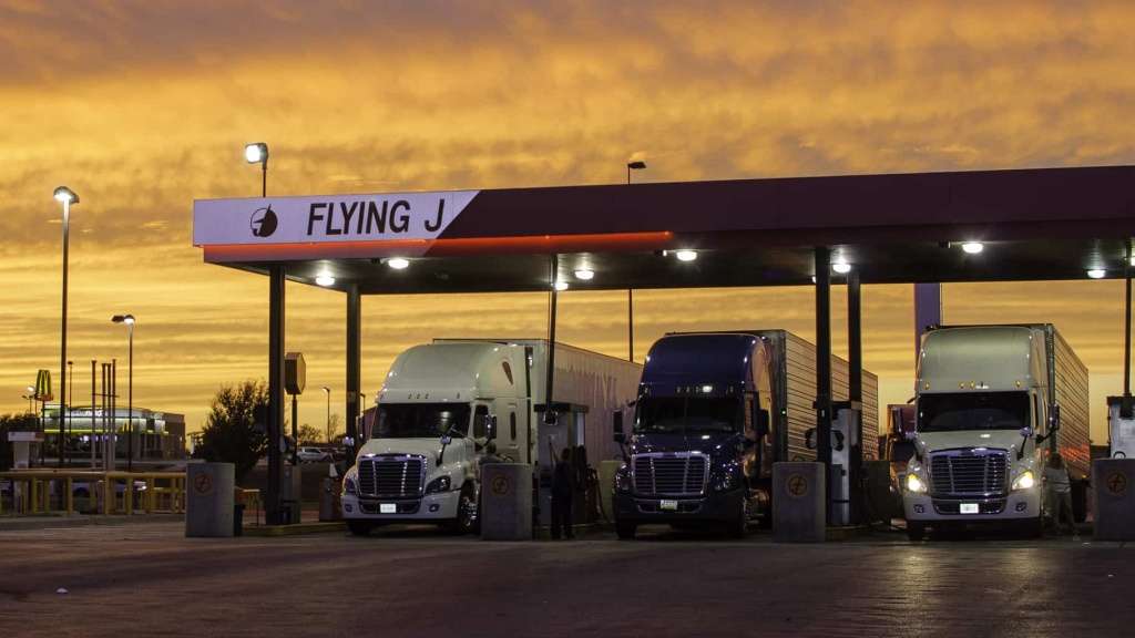 Jurupa Valley Truck Stop Hit With Local Opposition, City Council - Flying J California Map