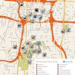 Kansas City Printable Tourist Map | Free Tourist Maps ✈ | Kansas   Printable Street Map Of Wichita Ks