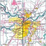 Kansas Maps   Perry Castañeda Map Collection   Ut Library Online   Printable Street Map Of Wichita Ks