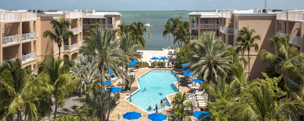 Key West Hotels Key West Marriott Beachside Hotel Florida Keys - Key West Florida Map Of Hotels