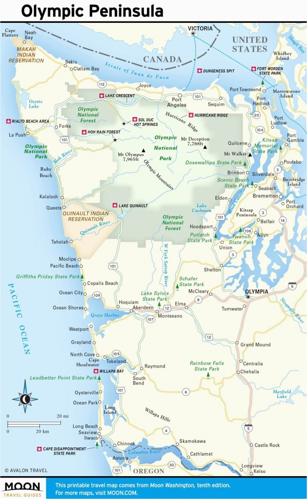 La Costa California Map   Secretmuseum - Highway 101 California Map