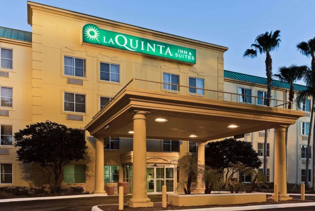 La Quinta Inn Lakeland, Fl - Booking - Lakeland Florida Hotels Map