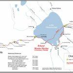 Lake Okeechobee Waterway Locks | Roland Martin Marina   Fishing Map Of Lake Okeechobee Florida