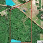 Land For Sale In East Texas Near Tyler Wooded Creek Hunting   Texas Land For Sale Map