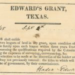 Land Grants | The Handbook Of Texas Online| Texas State Historical   Map Of Spanish Land Grants In South Texas
