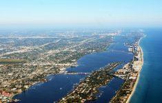 Lantana Florida Map
