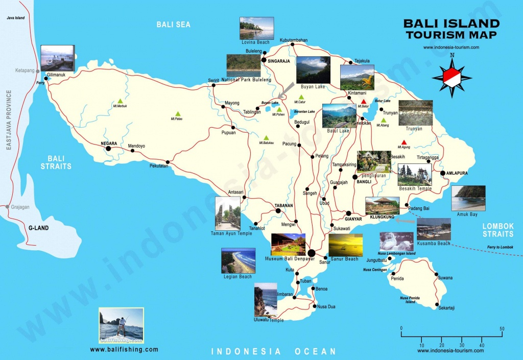 Large Bali Maps For Free Download And Print | High-Resolution And - Printable Map Of Bali