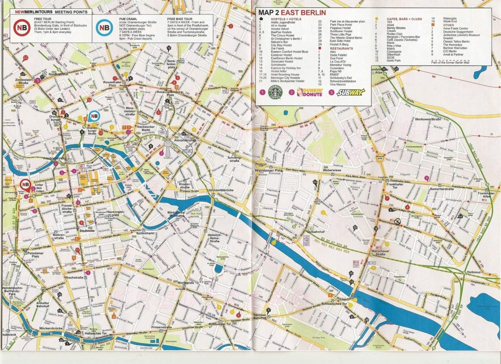 Large Berlin Maps For Free Download And Print | High-Resolution And - Berlin Tourist Map Printable
