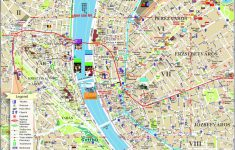 Large Budapest Maps For Free Download And Print | High-Resolution – Printable Map Of Budapest