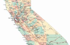 Large California Maps For Free Download And Print | High-Resolution – Detailed Map Of California Usa