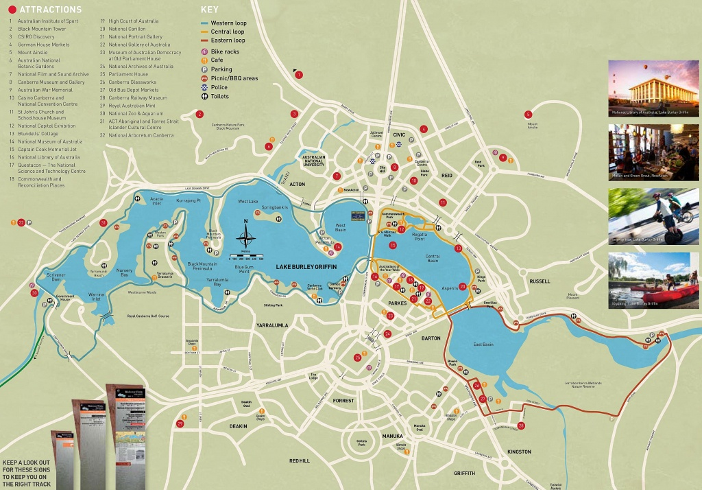 Large Canberra Maps For Free Download And Print   High-Resolution - Printable Map Of Canberra