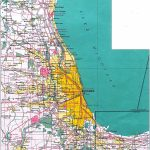 Large Chicago Maps For Free Download And Print | High Resolution And   Printable Map Of Chicago Suburbs