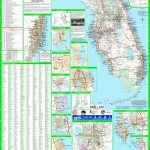 Large Detailed Map Of Florida With Cities And Towns   Large Map Of Florida
