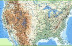 Large Printable Maps