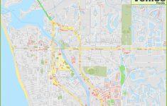 Florida Street Map