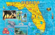 Florida State Map Printable